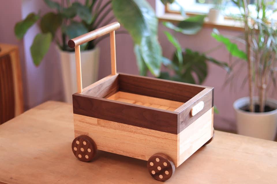 おもちゃ箱 飛鳥工房