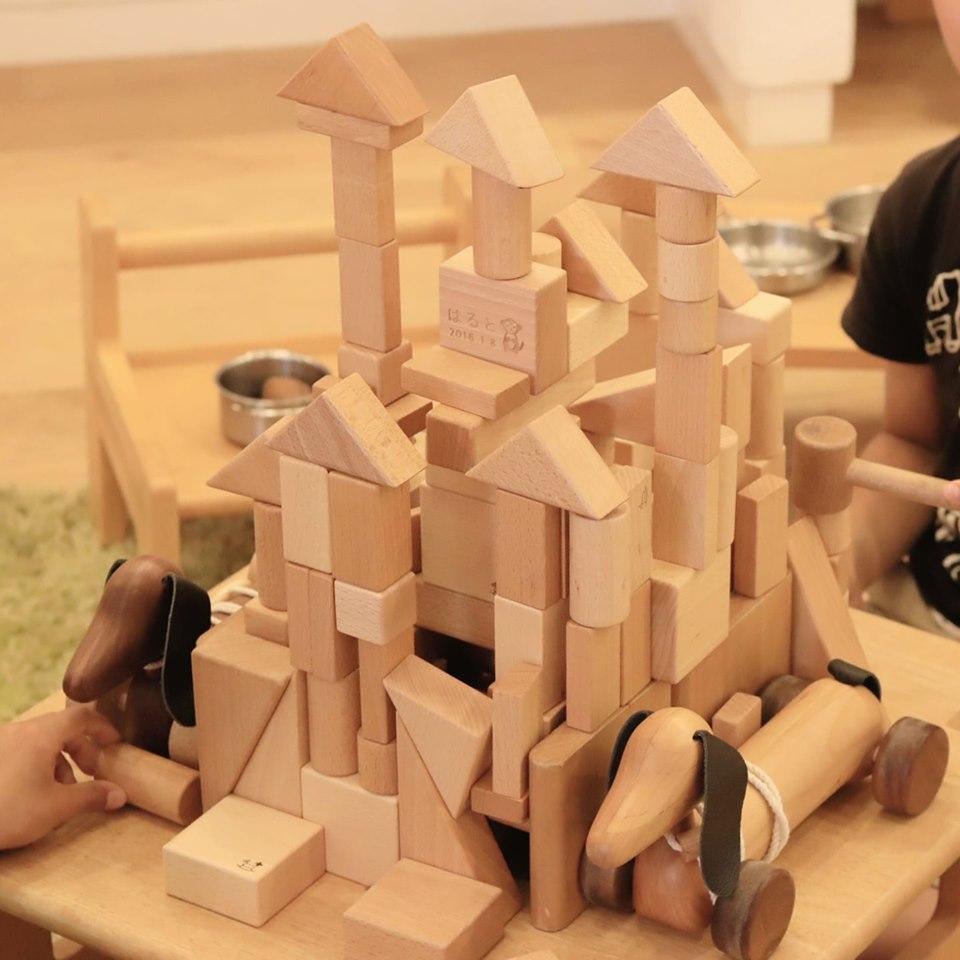 飛鳥工房 つみき 積み木