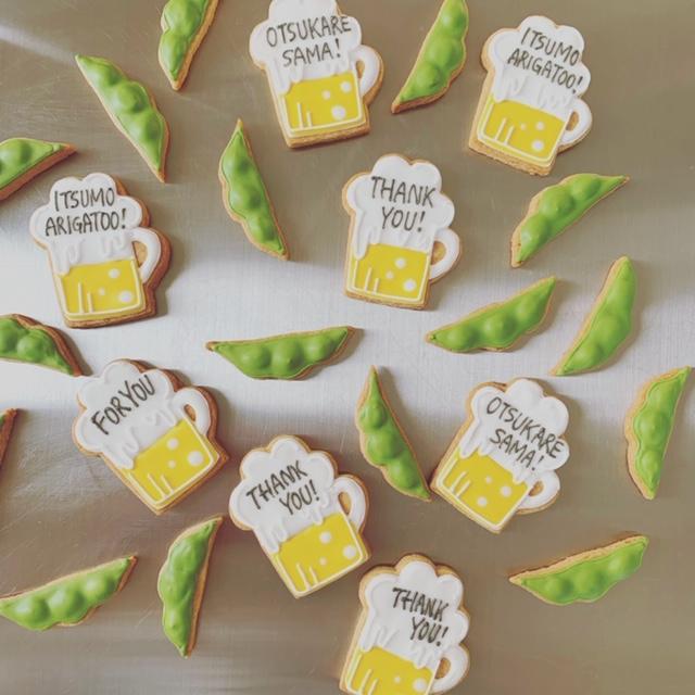 Q cookie ワークショップ アイシングクッキー