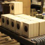 飛鳥工房 スピーカー 木製